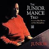 The Junior Mance Trio - Junior by Junior Mance (2010-06-08)