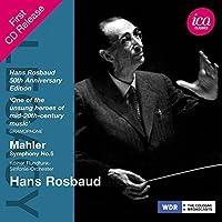 Hans Rosbaud - Legacy: Mahler by Kohler Rundfunk Sinfonie Orchester (2013-05-03)