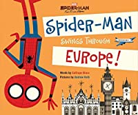 Spider-Man: Far From Home: Spider-Man Swings Through Europe【洋書】 [並行輸入品]