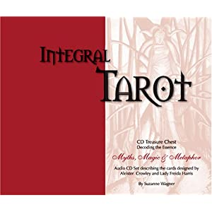 Integral Tarot Cd Treasure Chest: Audio Cd Set Describing the Cards Designed by Aleister Crowley And Lady Frieda Harris