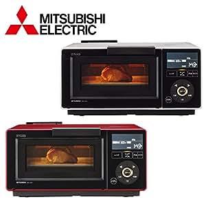 三菱 レンジグリル レッドMITSUBISHI ZITANG(時・短・具/ジタング) RG-GS1-R | 三菱電機(MITSUBISHI) | オーブンレンジ 通販