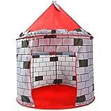 城テント、子供のユート屋内の屋外の赤ちゃんのおもちゃのマリンボールプール赤ちゃんの大蚊帳のネットゲームハウス102 * 130CM (サイズ さいず : 102*130CM)