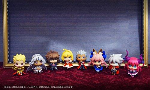 Fate/EXTELLA カラコレ BOX商品 1BOX=8個入り、全8種類