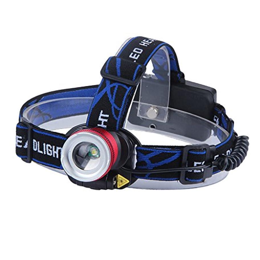 レジトムオードリース反毒SunniMix 3モード ミニ ヘッドランプ 懐中電灯 トーチ 高品質