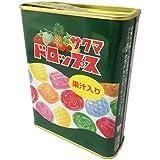 サクマ製菓 S20缶ドロップス 120g
