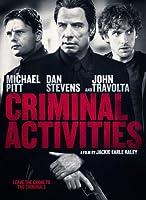 Criminal Activities [DVD] [Import]