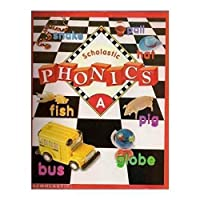 ★★ Scholastic Phonics Level A Workbook スカラスティック・フォニックスA ワークブック