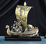 七福神 宝船 置物