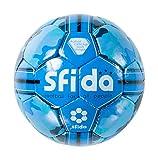 sfida(スフィーダ) INFINITO 04 (インフィニート 04) フットサル3号球 BSF-IN04 BLUE 直径約19cm