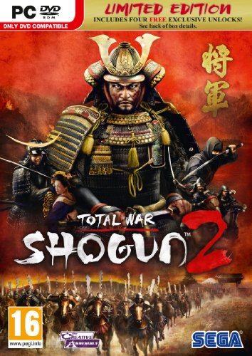 Total War: Shogun 2 - Limited Edition (輸入版)