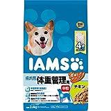 アイムス 成犬用 体重管理用 チキン中粒 2.6kg