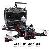 ARRIS FPV250 250mm FPV レース用ドローン RC ミニクワッドコプター 送信機付きRTF 組立完成機(AT9 プロポ電波法認定済)