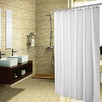 シャワーカーテンポリエステル防水シェルター金型厚いマルチサイズオプション高品質シャワーカーテン(幅*高さ) (サイズ さいず : 120cm*180cm)