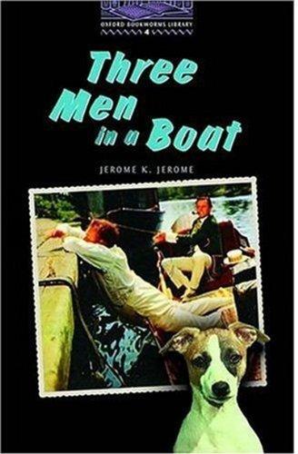 Three Men in a Boat (Oxford Bookworms Library)の詳細を見る