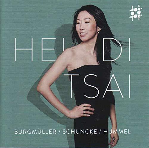 ブルグミュラー | シュンケ | フンメル : ピアノ・ソナタ / ハイディ・ツァイ (Burgmuller | Schuncke | Hummel / Heidi Tsai) [SACD Hybrid] [Import] [日本語帯・解説・訳付]