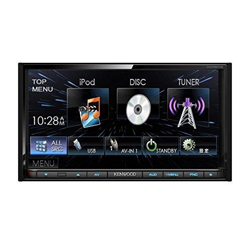 KENWOOD MP3/WMA/AAC/WAV対応DVD/CD/USBレシーバー DDX6015