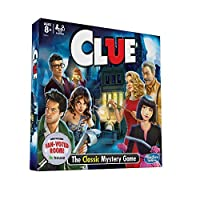 Clue Board Game; Features Fan Voted Room; As Seen on Houzz Website; Classic Mystery Game for Kids 8 and Up [並行輸入品]