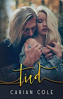 Tied (Devils Wolves Book 2) by [Cole, Carian]