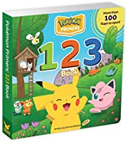 Pokémon Primers: 123 Book, 2