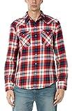 (リーバイス)Levi's バーストウ ウエスタン シャツ DORRIGO DRESS BLUES PLAI 65816-0180  Multi-Color L