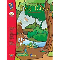 On The Mark Press OTM14230 Reading with Eric Carle Gr. 1-3 by On The Mark Press [並行輸入品]