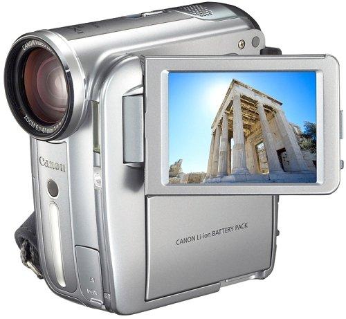 Canon IXY DVM5(ソードシルバー) 429万画素 10倍ズーム 0293B001