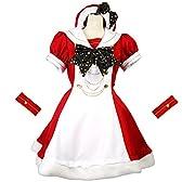 8mm ミラクルスター ホーリーガール ワンピース クリスマス イベント パーティー 衣装 レディースサイズ Mサイズ