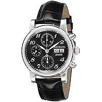 [モンブラン]MONTBLANC 腕時計 STAR CHRONO ブラック文字盤 自動巻き 106467 メンズ 【並行輸入品】