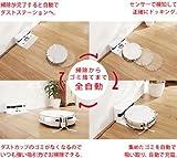 TOSHIBA robot cleaner Torneo Robo VC-RVD1-W (Gran White) [並行輸入品]