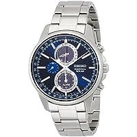 [SPIRIT SMART]スピリットスマート 腕時計 ソーラー クロノグラフ サファイアガラス 10気圧防水 SBPJ003 メンズ