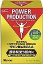 グリコ パワープロダクション エキストラ ハイポトニック筋持久系ドリンク クエン酸 BCAA グレープフルーツ味 1袋 (12.4g) 10本