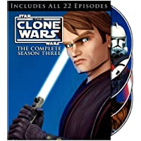 Star Wars: The Clone Wars: Complete Season Three