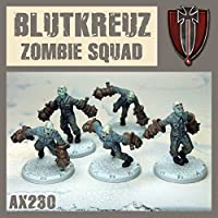 DUST 1947 - Blutkreuz Korps Zombie Squad
