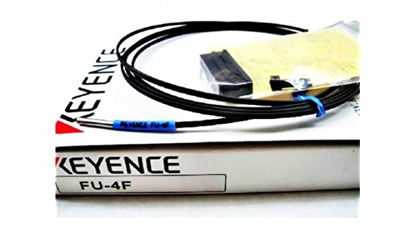 KEYENCE Fiber Optic Sensor FU-4F FU4F