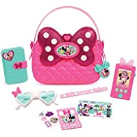 Just Play Girls Minnie Happy Helpers Bag Set [並行輸入品]