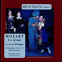 Don Giovanni (1942) and Le Nozze di Figaro (1944) by Metropolitan Opera