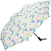 ワールドパーティー(Wpc.) キウ(KiU) 雨傘 折りたたみ傘 自動開閉傘  オフホワイト 白  58cm  レディース メンズ ユニセックス K65-125