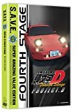 Initial D: Stage 4 - Save [DVD] [Import]