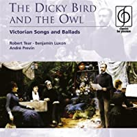 The Dicky Bird and The Owl: Victorian Songs and Ballads