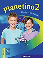 Planetino: Kursbuch 2 (German Edition) by J. Alberti G. Kopp S. Buttner(2009-04-07)