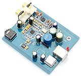 SA9023 + ES9018K2MフィーバークラスオーディオDACサウンドカードサポート24ビット96K