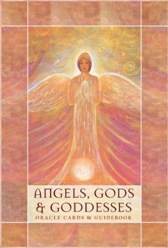 天使と神と女神のオラクルカード