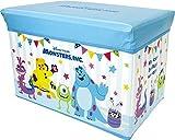 ティーズ 収納ボックス ディズニー ストレージBOX モンスターズ・インク DN-5522254MI