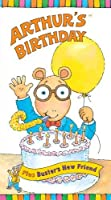 Arthur - Arthur's Birthday [VHS]【CD】 [並行輸入品]