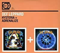2 for 1: Hysteria/Adrenalize by Def Leppard (2009-06-30)