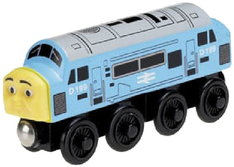 きかんしゃトーマス 木製レールシリーズ D199 (Y4084)