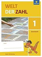 Welt der Zahl 1. Arbeitsheft. Baden-Wuerttemberg: Ausgabe 2016