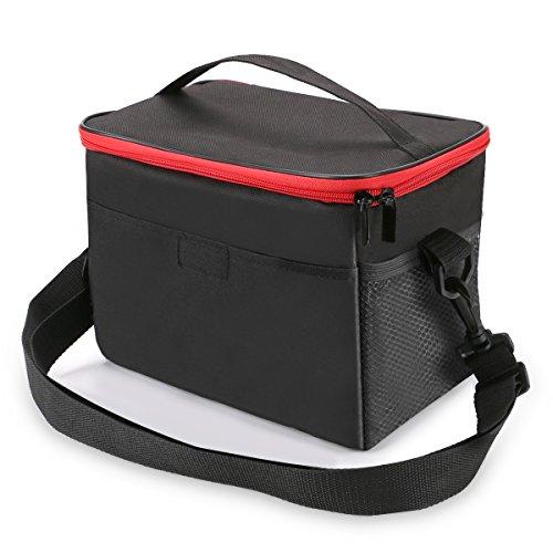 Winzwon ソフトクーラー 折り畳み式 クーラーボックス 大容量バッグ 長保冷保温時間 手提げ 肩掛け 多機能