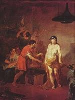 Lais Puzzle Januarius Zick - 彫刻家の工房の水星 2000 部