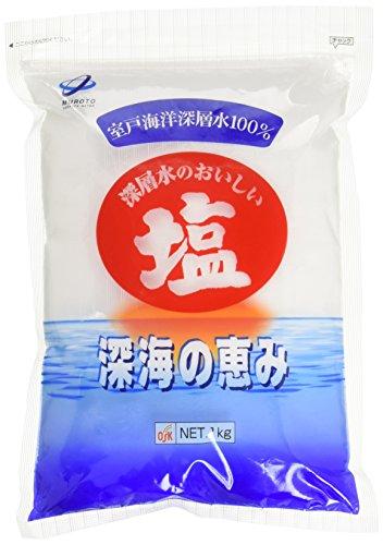 深層水の美味しい塩 1Kg